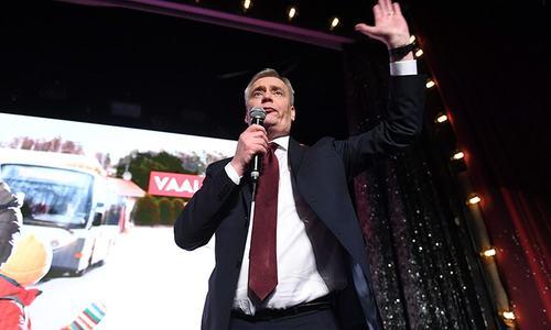 Social Democrats lead in Finland elections