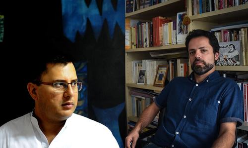 Dialogue: Laurent Gayer and Omar Shahid Hamid on Karachi