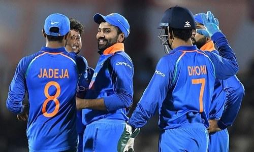 بھارت نے ورلڈ کپ اسکواڈ کا اعلان کردیا، پانٹ اور رائیڈو ڈراپ