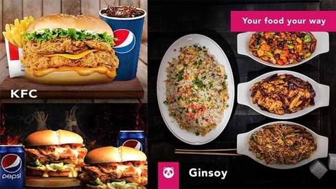 FoodPanda's 'Your Food Your Way' deals have got our cravings fixed