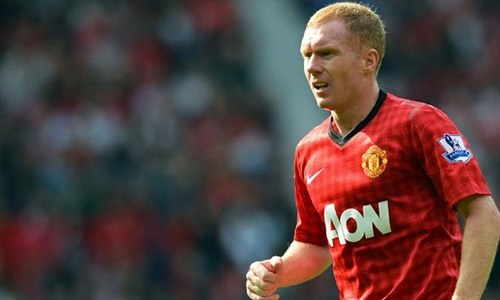 Former United star Scholes charged with betting offences