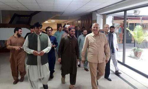 Senate committee holds 'historic' meeting with PTM leadership, calls for prompt resolution of demands