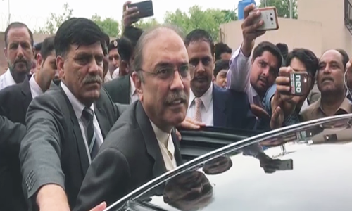 Zardari vows to resist move for presidential system