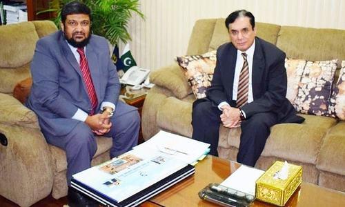 NAB chairman's bid to allay Punjab bureaucracy fears