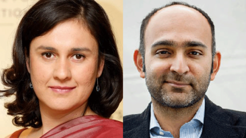 Kamila Shamsie and Mohsin Hamid shortlisted for the Dublin Lit Award