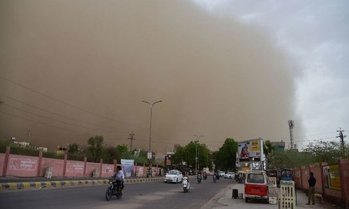 بھارت: گرد آلود طوفان اور بارشوں سے 31 افراد ہلاک