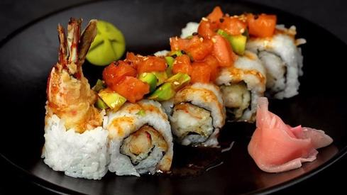 Chop Chop Wok has introduced sushi on a budget. We find out if it's any good