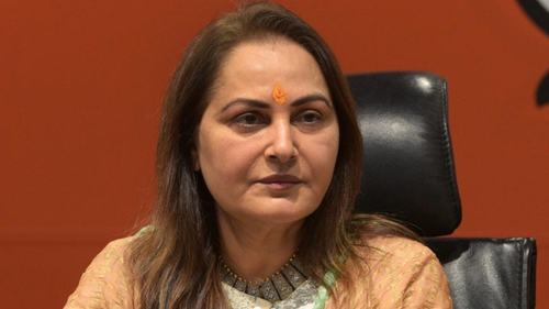 Indian actor-turned-politician Jaya Prada is calling out her rival for making sexist remarks