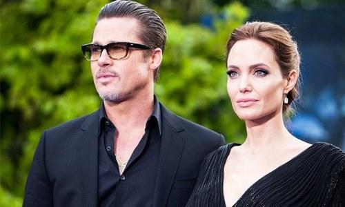 انجلینا جولی اور براڈ پٹ میں باضابطہ طلاق، دونوں غیر شادی شدہ قرار