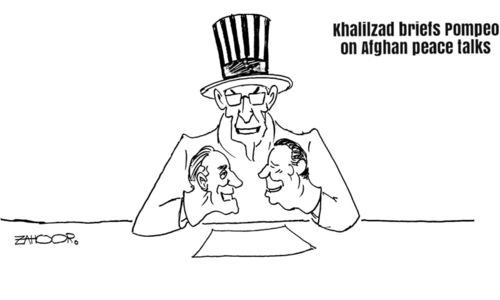 Cartoon: 18 April, 2019
