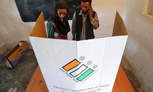2nd phase of India's general election begins