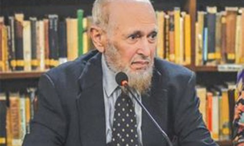 Foreign forces are to blame for Afghan conflict: Rustam Shah