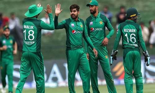 ورلڈ کپ کے لیے پاکستان ٹیم کا اعلان آج ہوگا، حسنین کی شمولیت متوقع