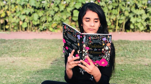 This book on inspirational Pakistani women hopes to encourage girls to achieve their dreams