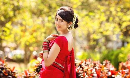 'بعد از موت' کی زندگی پربیان دینے والی بنگلہ دیشی اداکارہ پر ملحد ہونے کا الزام