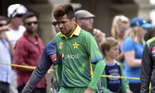 Amir misses out on Pakistan's 15-man World Cup squad