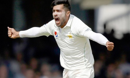 ورلڈ کپ کے لیے پاکستان ٹیم کا اعلان، محمد عامر ڈراپ