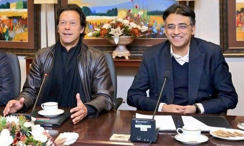 'Asad Umar failed on a key task: controlling the narrative'
