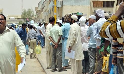'سعودی عرب سے 16 لاکھ غیرملکی ورکز وطن واپس آنے پر مجبور ہوئے'