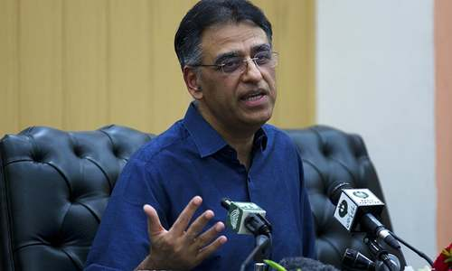 Editorial: After Asad Umar's sudden removal, the govt cannot afford indecision