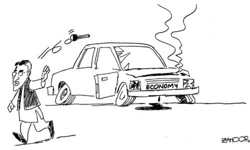 Cartoon: 19 April, 2019