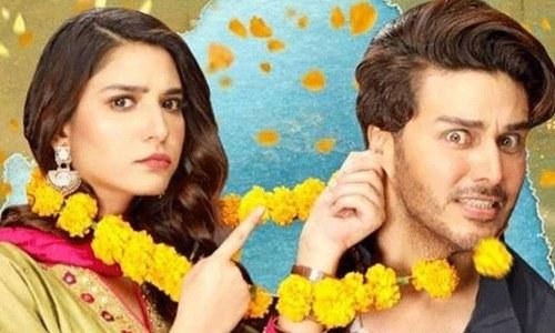 احسن خان کی 'شاہ رخ کی سالیاں' کے ساتھ کامیڈی میں واپسی