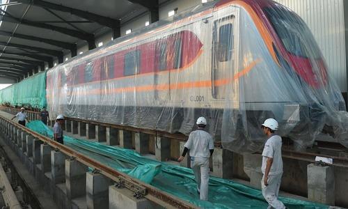 سپریم کورٹ کا اورنج لائن ٹرین منصوبہ 20مئی تک مکمل کرنے کا حکم