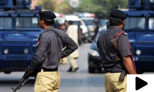 کراچی میں مبینہ پولیس مقابلے کی اصل کہانی سامنے آگئی