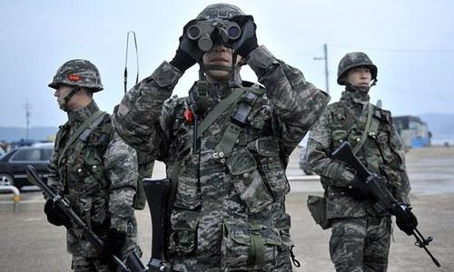 شمالی کوریا کے سفارتخانے پر حملے میں ملوث سابق امریکی فوجی گرفتار