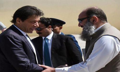 وزیر اعظم عمران خان کوئٹہ پہنچ گئے، ہزارہ برادری کے وفد سے ملاقات