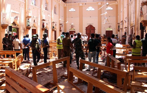 World leaders condemn deadly Sri Lanka blasts
