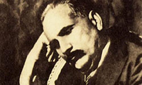 شاعرِ مشرق علامہ اقبال کی 81 ویں برسی
