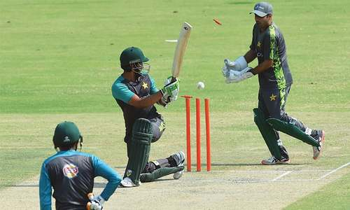 Pakistan batsmen look forward to World Cup challenge