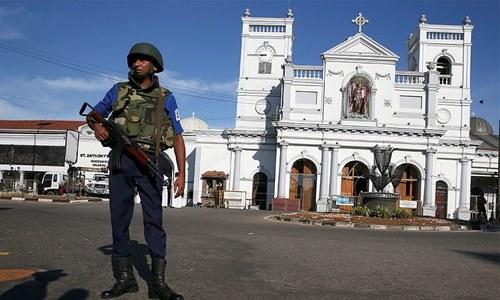 سری لنکا دھماکے، 13افراد گرفتار