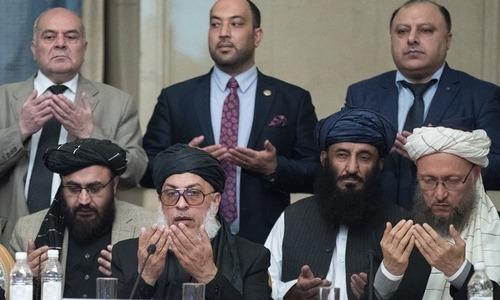 مذاکرات کے اگلے دور میں غیر ملکی فوجیوں کے انخلا پر توجہ مرکوز ہوگی، طالبان