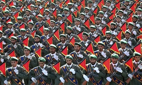 US carves out exceptions for foreigners dealing with Revolutionary Guards