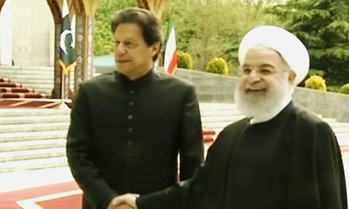 PM Imran Khan to meet Khamenei, Rouhani in Tehran today