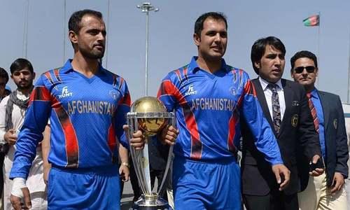 افغانستان کے ورلڈ کپ اسکواڈ کا اعلان، حامد حسن کی واپسی
