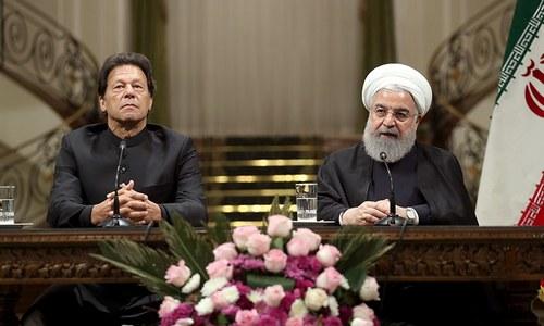 ایران اور پاکستان کا سرحد کے تحفظ کیلئے مشترکہ فورس بنانے پر اتفاق