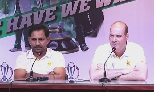Pakistan is ready for the World Cup, says Micky Arthur