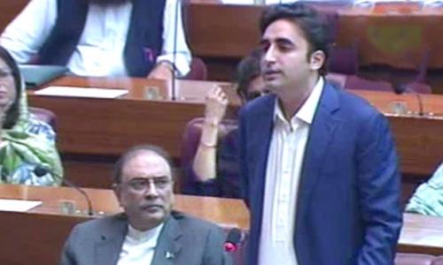 وزیروں کو نکال کر عمران خان اپنی ناکامی نہیں چھپا سکتے، بلاول بھٹو