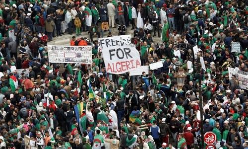 الجزائر : بدعنوانی کے الزام میں 5 ارب پتی گرفتار