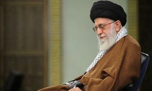 ایرانی سپریم لیڈر نے پاسداران انقلاب کا نیا چیف کمانڈر مقرر کردیا