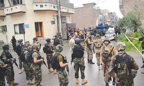 حیات آباد آپریشن میں ہلاک ملزمان متعدد حملوں میں ملوث تھے، پولیس