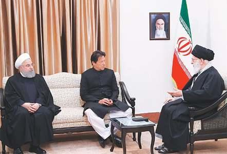 Pakistan soil used for attacks in Iran: Imran
