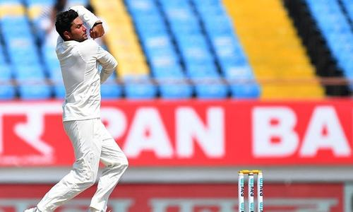 Out-of-form Kuldeep worrying sign for India