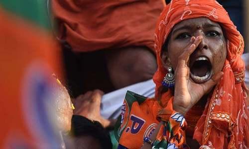 Women's temple ban debate rages as polls open in flashpoint Kerala constituency