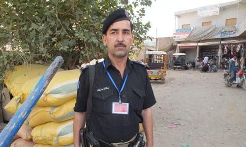 بنوں: پولیو ٹیم کی سیکیورٹی پر مامور پولیس اہلکار قتل