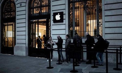 چہرہ پہچاننے والے سافٹ ویئر کی غلطی، ایپل پر ایک ارب ڈالر ہرجانے کا دعویٰ