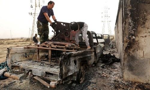 لیبیا: جھڑپوں میں ہلاکتوں کی تعداد 264 سے تجاوز کرگئی